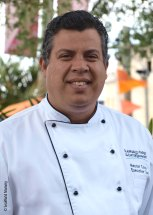Executive Chef Hector Colon SeaWorld Orlando