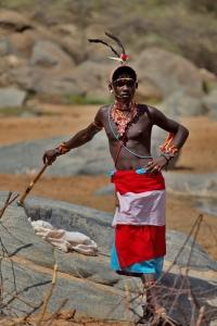 Warrior Watch, Ewaso Lion Project