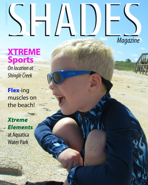 Shingle Creek Golf, Aquatica by SeaWorld, Real Kids Shades