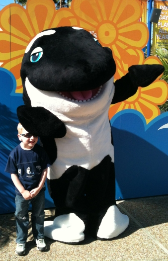 Win SeaWorld tickets through My Coke Rewards