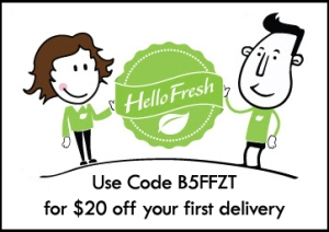 Hello Fresh Code image