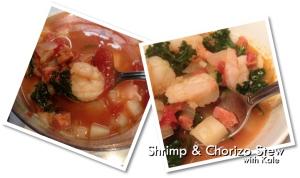 shrimp chorizo