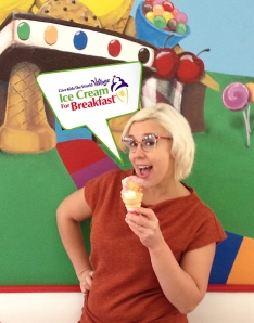 Emily Ellyn Ice Cream For Breakfast