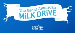 milk drive feeding america