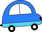 road trip single car