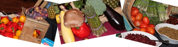 foods for gourmet soiree