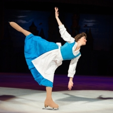 Belle on Ice