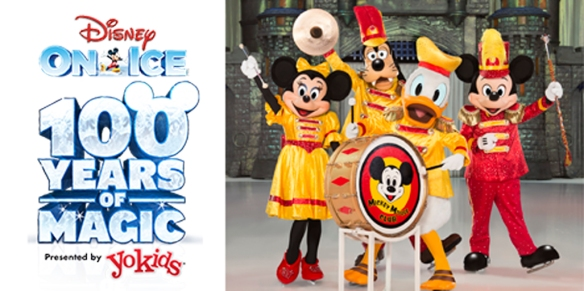 Disney on Ice Mickey Mouse Club 100 Years Of Magic Twitter