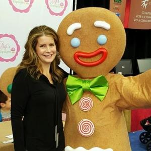 Gigi with Nutmeg Photo courtesy Gigi Butler