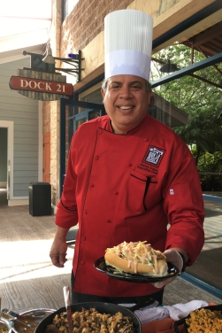 chef Gonzales
