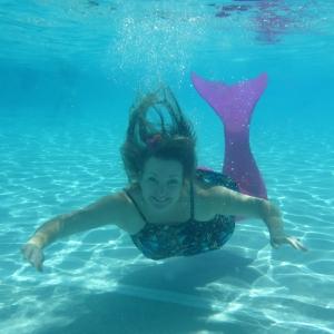mermaid shot
